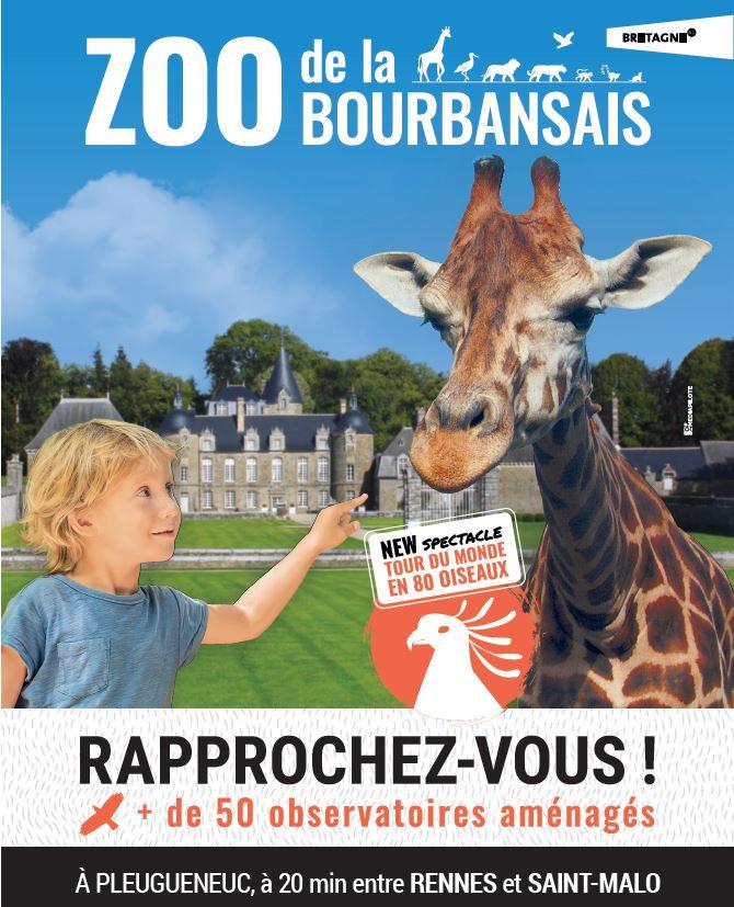 Zoo de la Bourbansais, Nouveautés